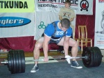 XXVII Estonian Championships of  Powerlifting 2007