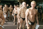 European Men´s Championships of Classic Bodybuilding, 1th day, Baku 2007