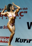 European Women´s Championships of Bodybuilding, Fitness & Body-Fitness and Men´s Fitness, Final, Serbia 2007