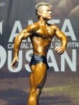 World Women´s Championships of Fitness & Body-Fitness and Men´s Fitness, Santa Susanna 2007 Final