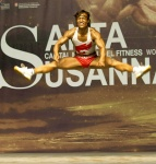 World Women Championships of Fitness and Men´s Fitness Santa Susanna 2007 Prejuding