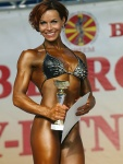 European Womens Championships of Bodybuilding Fitness and Bodyfitness Skopje Macedonia 2008