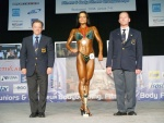 European Juniors and Masters Championships of Bodybuilding Fitness and Bodyfitness Budapest 2008 - Photographer Joker