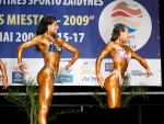 Naised Body-Fitness, Fitness