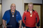 12th European Benchpress Masters Championships La Louviere Belgium 2009 22-24 October