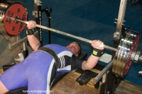 Record Breakers Bench Press 2010