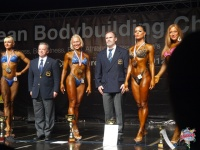 IFBB Fitness European Championships 2012
