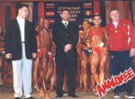 WFF World Championships of Fitness, Moscow 2002