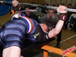 Estonian Championships of Powerlifting in Saue 2004