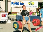 Estonian Young´s Championships of Strongman 2003
